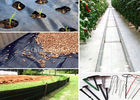 Anti UV High Density Agriculture Woven Landscape Geotextile Fabric