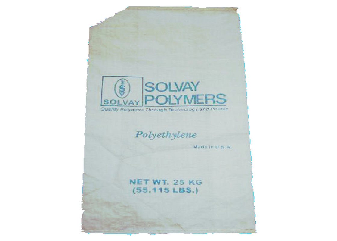 Vacuum Sealed Recyclable Plastic Valve Bags For Automatic Packaging Machine